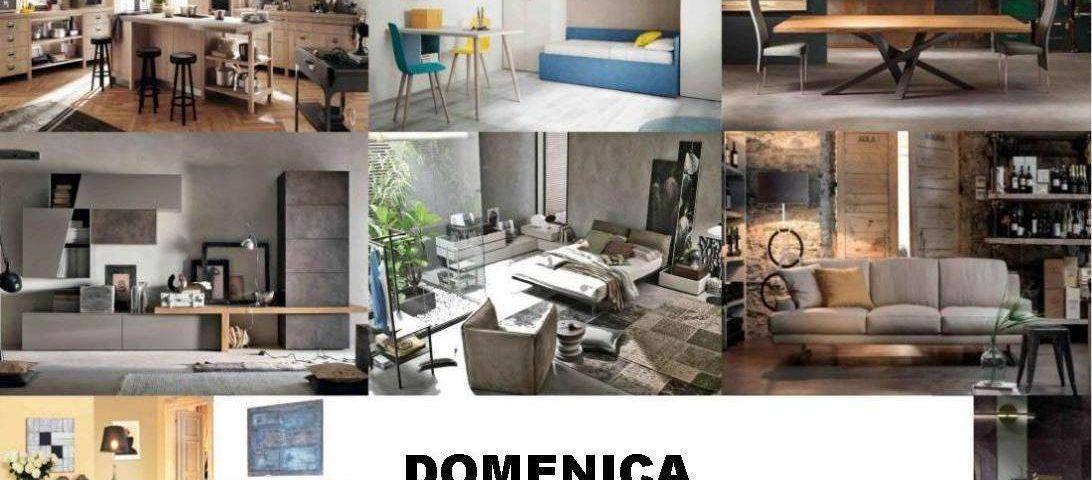 Negozio arredamento Palermo: domeniche di Novembre aperti