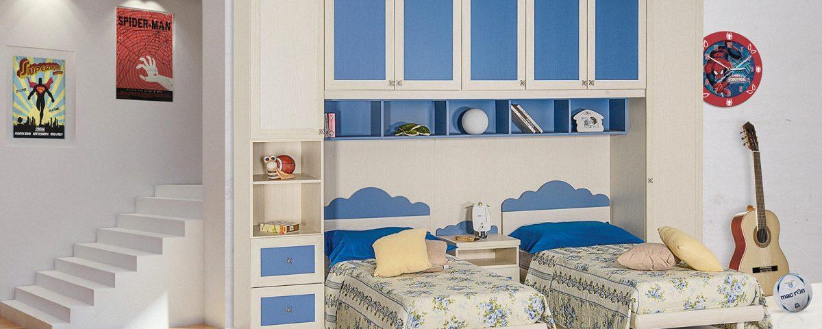 Camerette per bambini a Palermo: creatività, sicurezza e funzionalità
