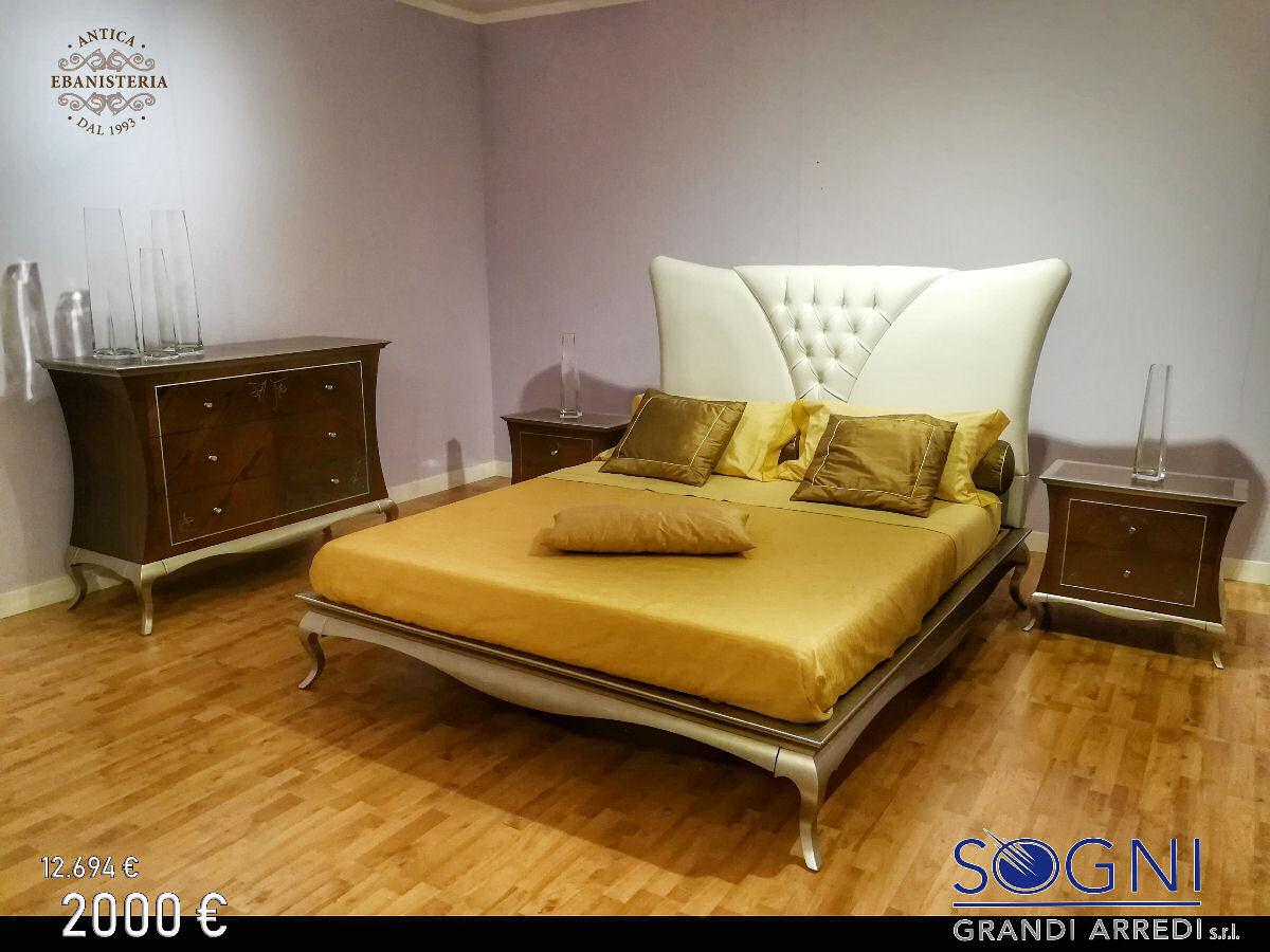 Antica Ebanisteria – Camera da letto | Sogni Grandi Arredi a ...
