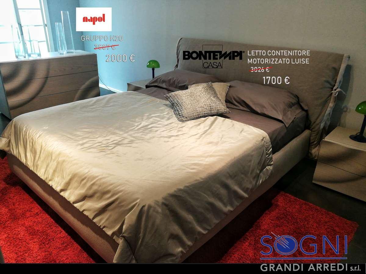 LETTO BONTEMPI + NAPOL